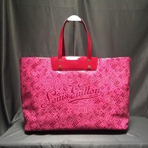 Louis Vuitton Cosmic Blossom Murakami Rose Pink GM